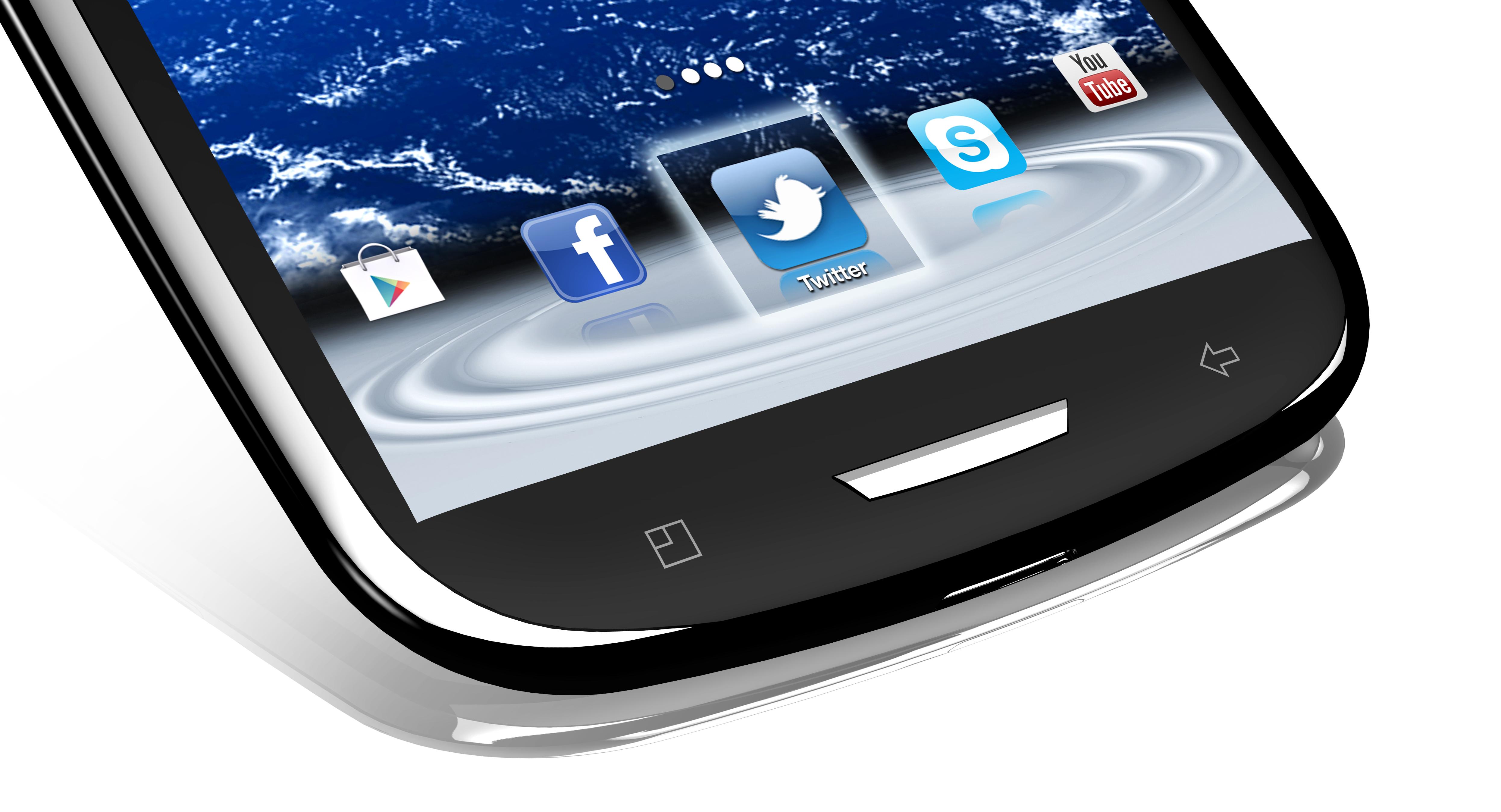 Space Phone 8