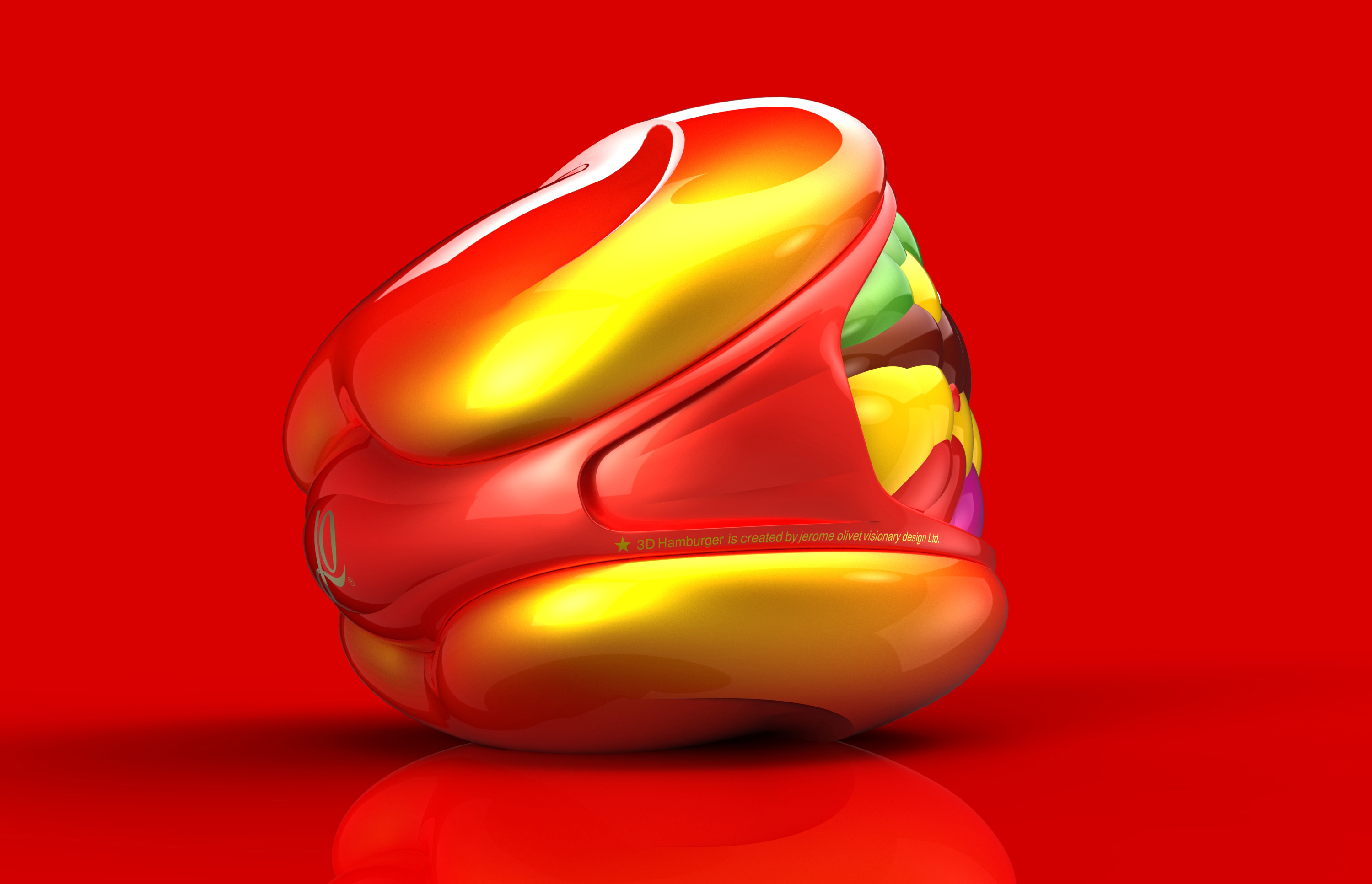 Hamburger 3D (1)